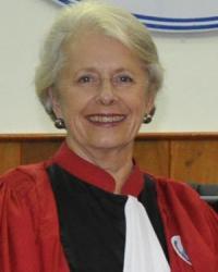 Photo of Judge Silvia Cartwright