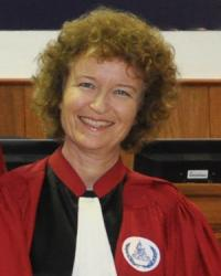 Photo of Judge Fenz