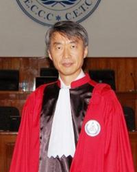 Photo of Judge Chang-ho Chung